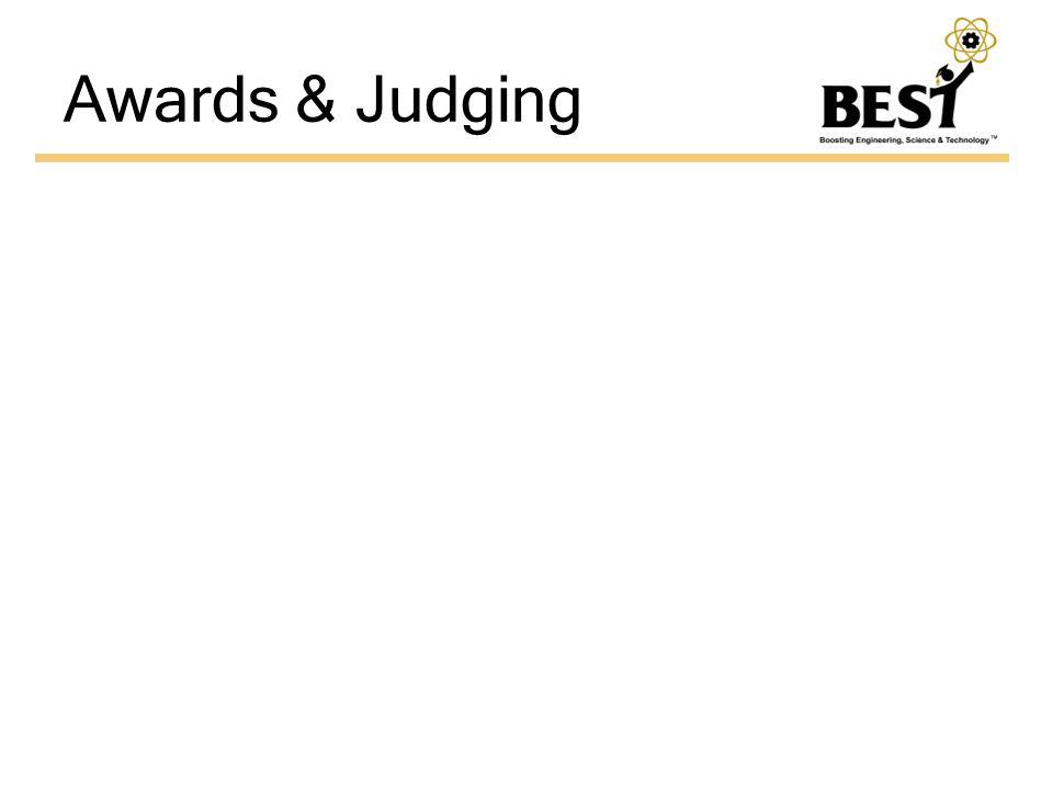 Awards & Judging