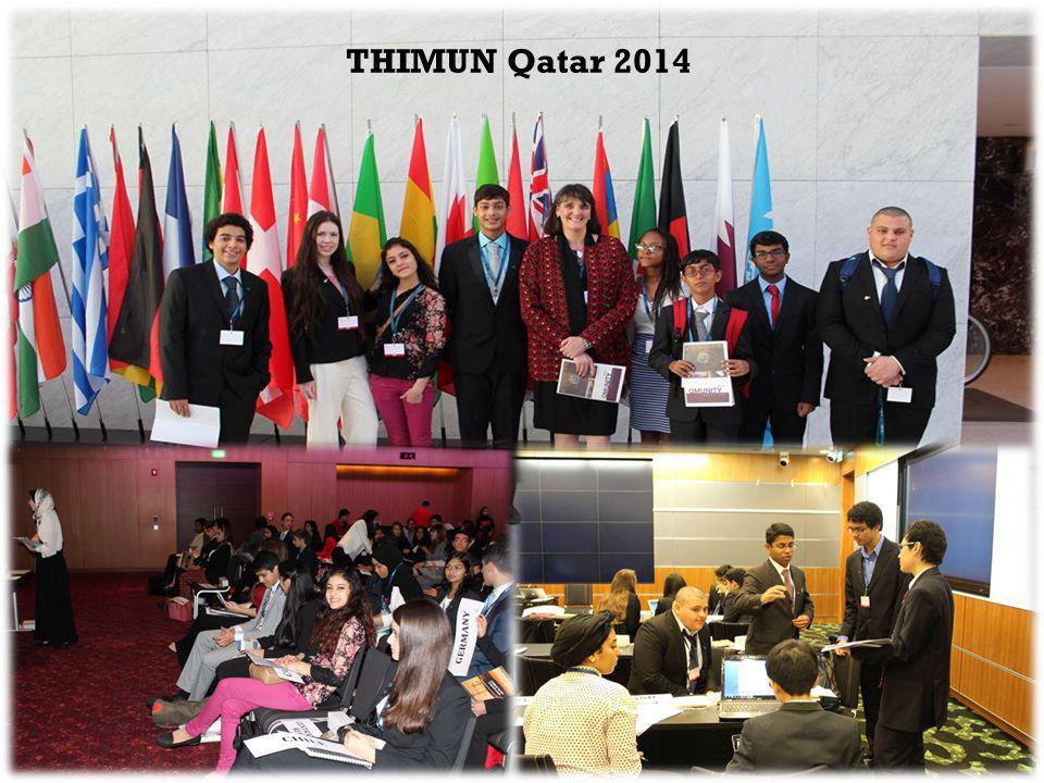 + THIMUN Qatar 2014
