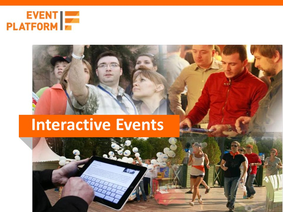Interactive Events