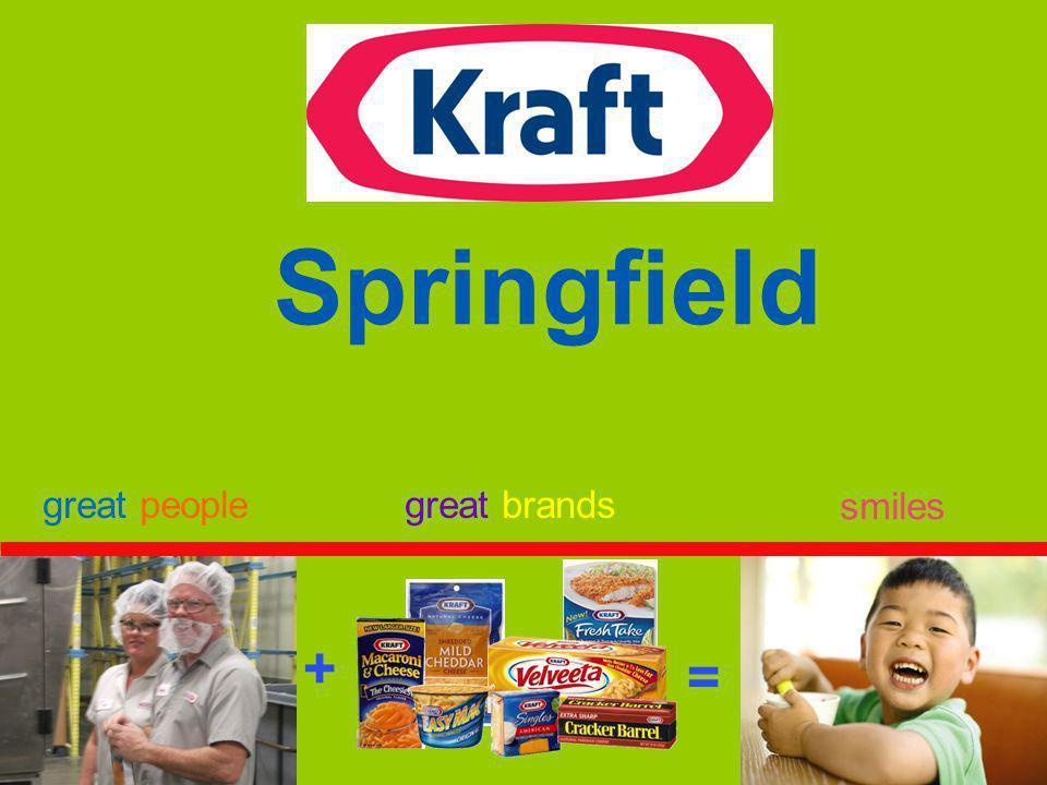 + = great peoplegreat brands smiles Springfield