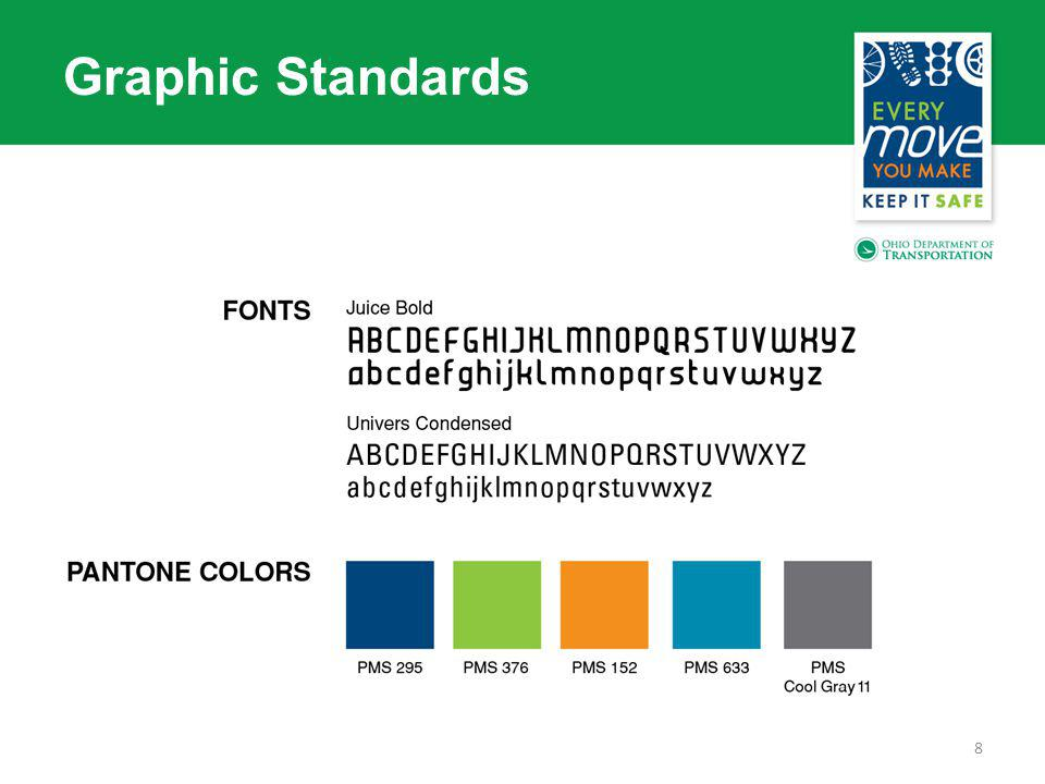 8 Graphic Standards