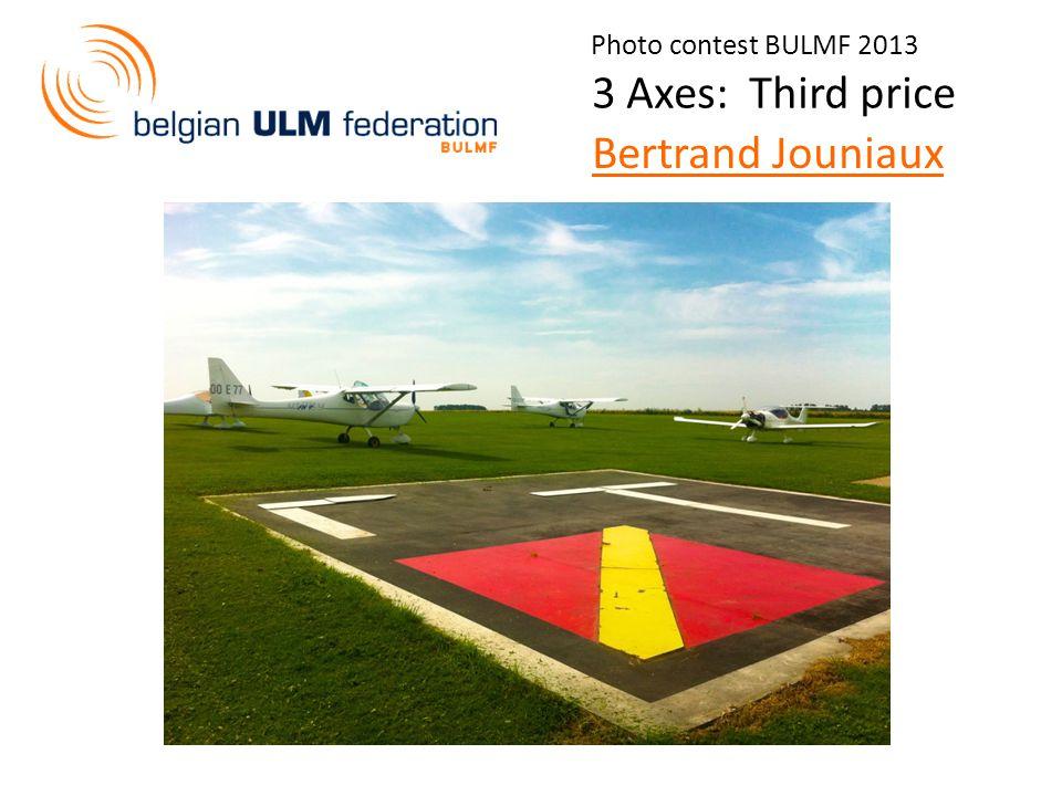 Photo contest BULMF 2013 View: Second price Luc Van Nerom