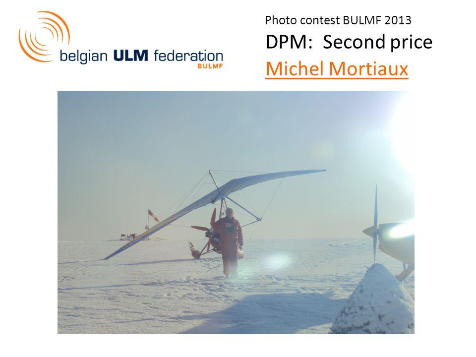 Photo contest BULMF 2013 DPM: First price Benoit De Clerck