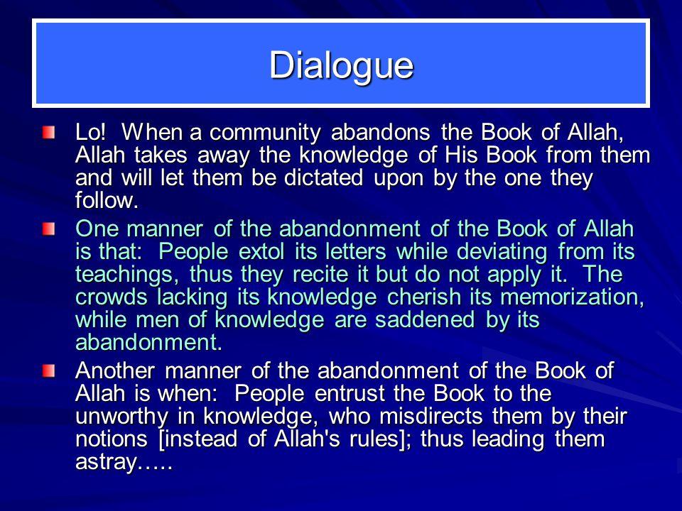 Dialogue Lo.