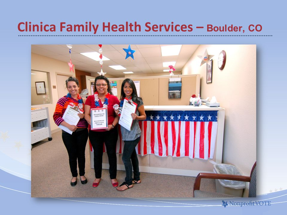 Clinica Family Health Services – Boulder, CO