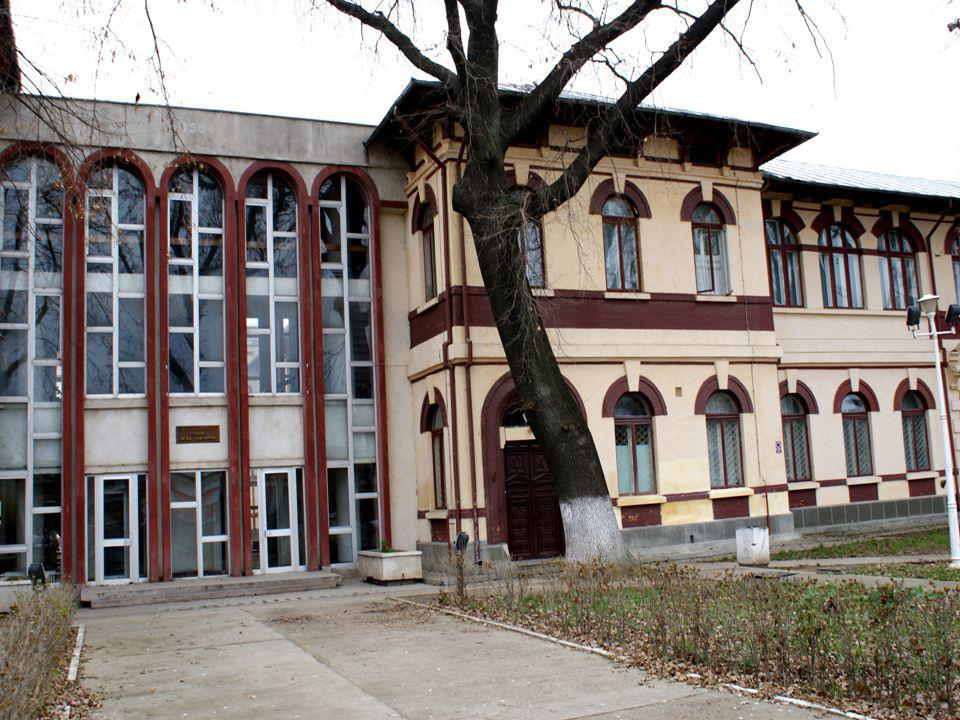 It was founded in 1867 and was at first a boy school.