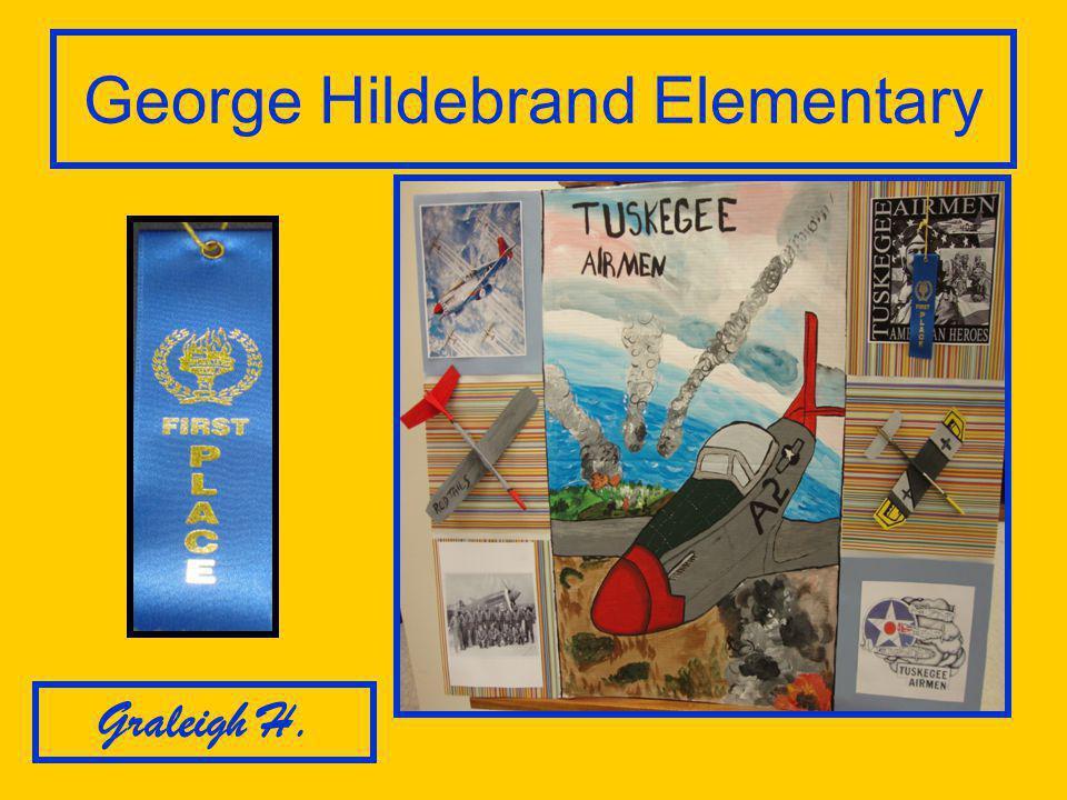 George Hildebrand Elementary Graleigh H.