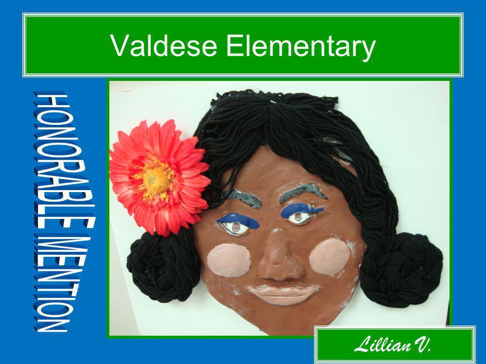 Valdese Elementary Lillian V.
