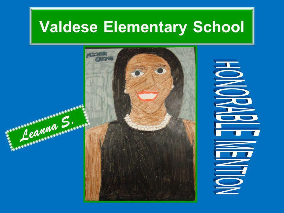 Leanna S. Valdese Elementary School