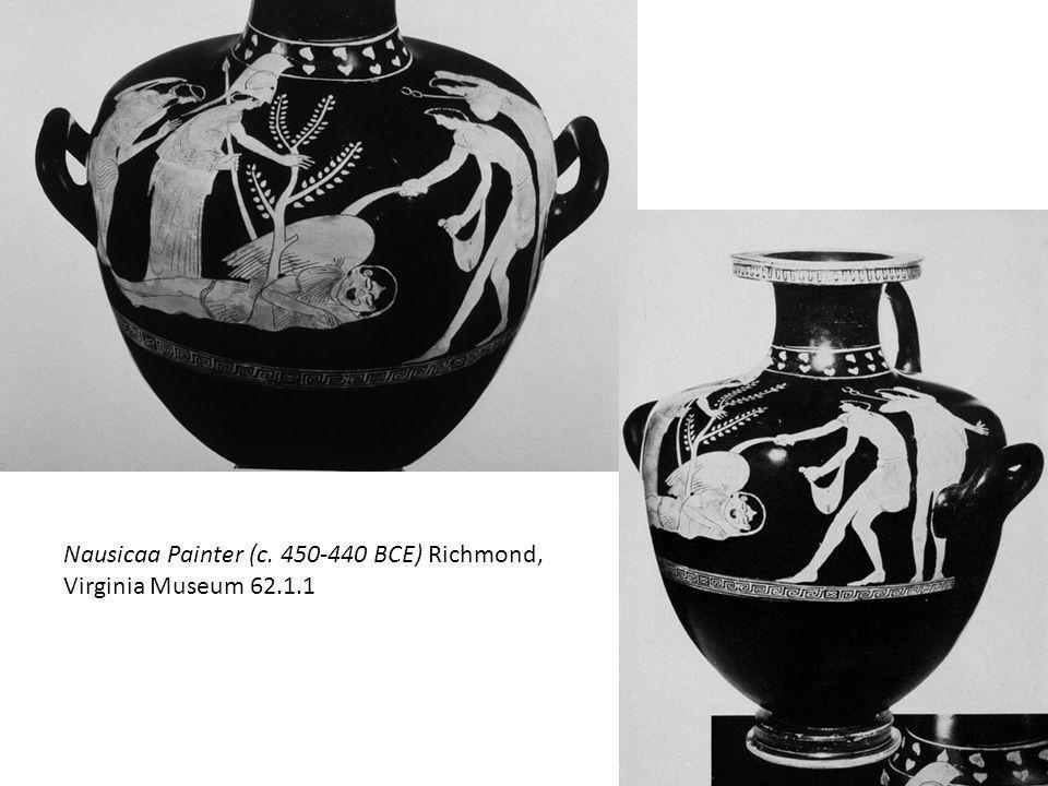 Nausicaa Painter (c. 450-440 BCE) Richmond, Virginia Museum 62.1.1