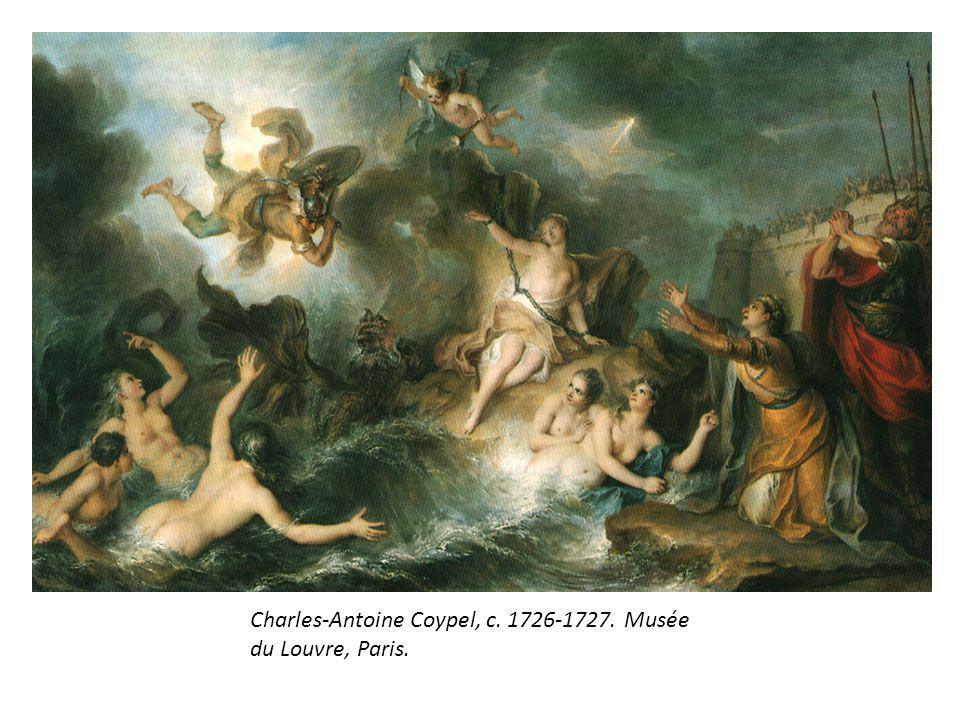 Charles-Antoine Coypel, c. 1726-1727. Musée du Louvre, Paris.