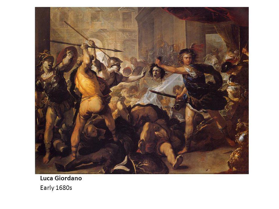 Lu Luca Giordano Early 1680s