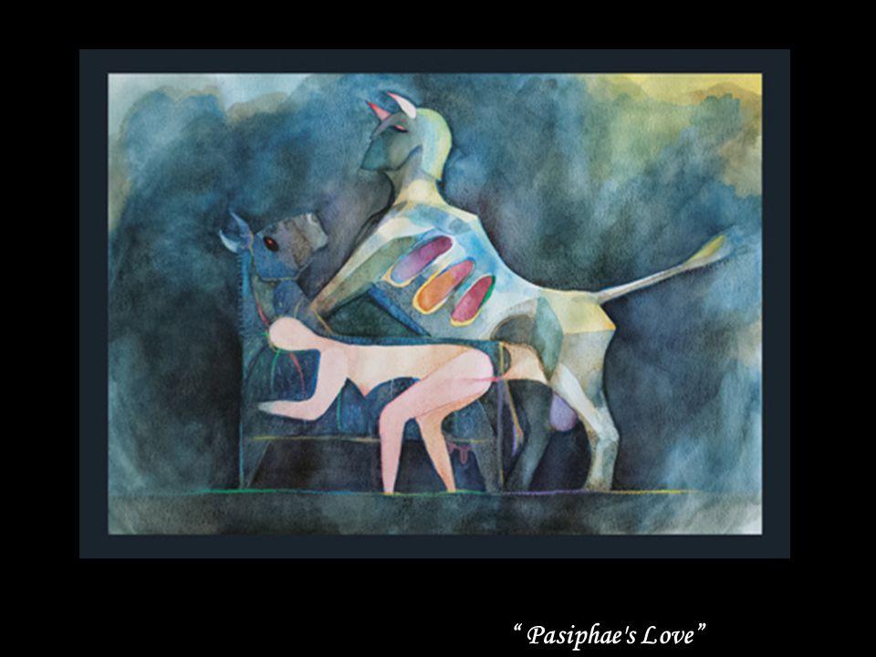 Pasiphae s Love