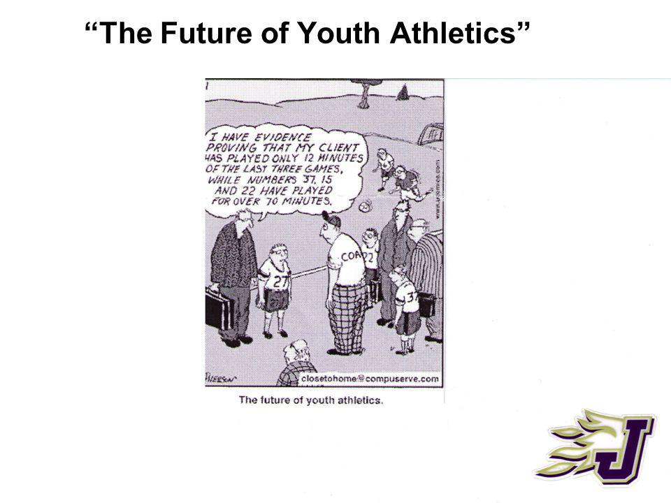 The Future of Youth Athletics