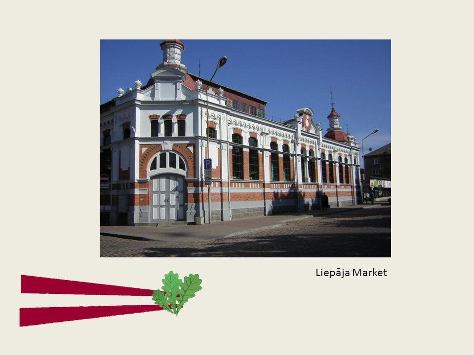 Liepāja Market
