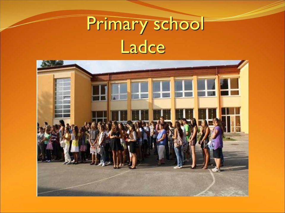 Primary school Ladce Primary school Ladce