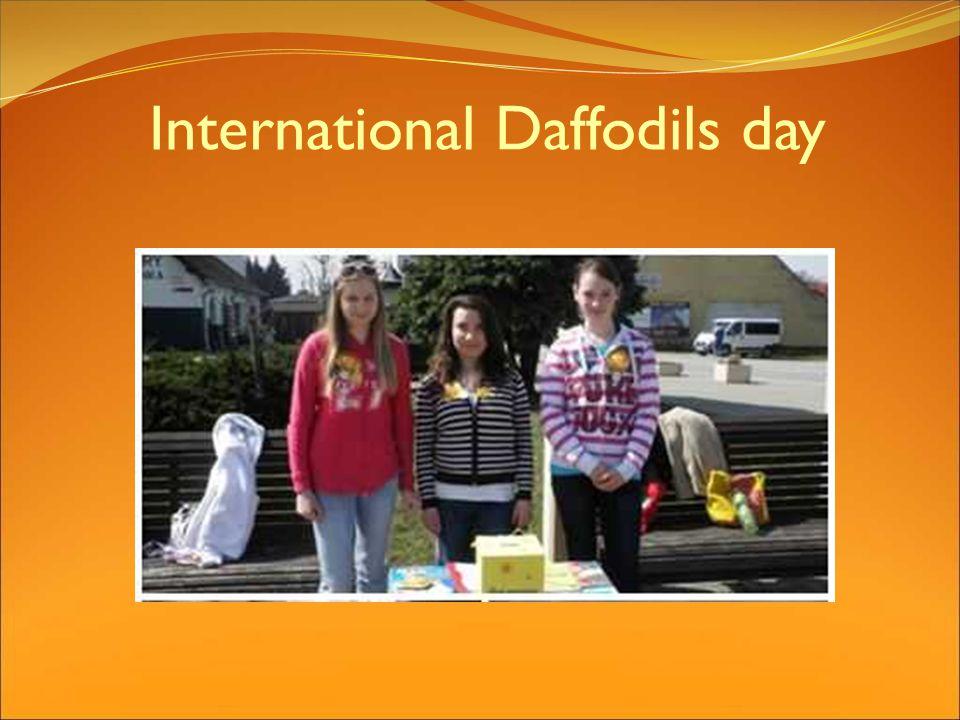 International Daffodils day