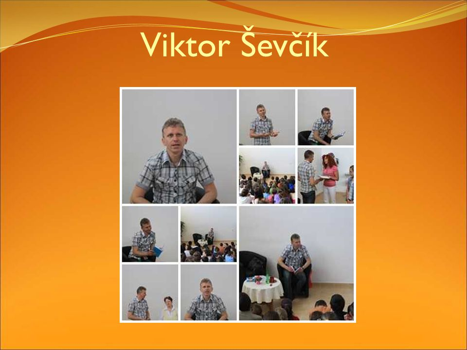 Viktor Ševčík