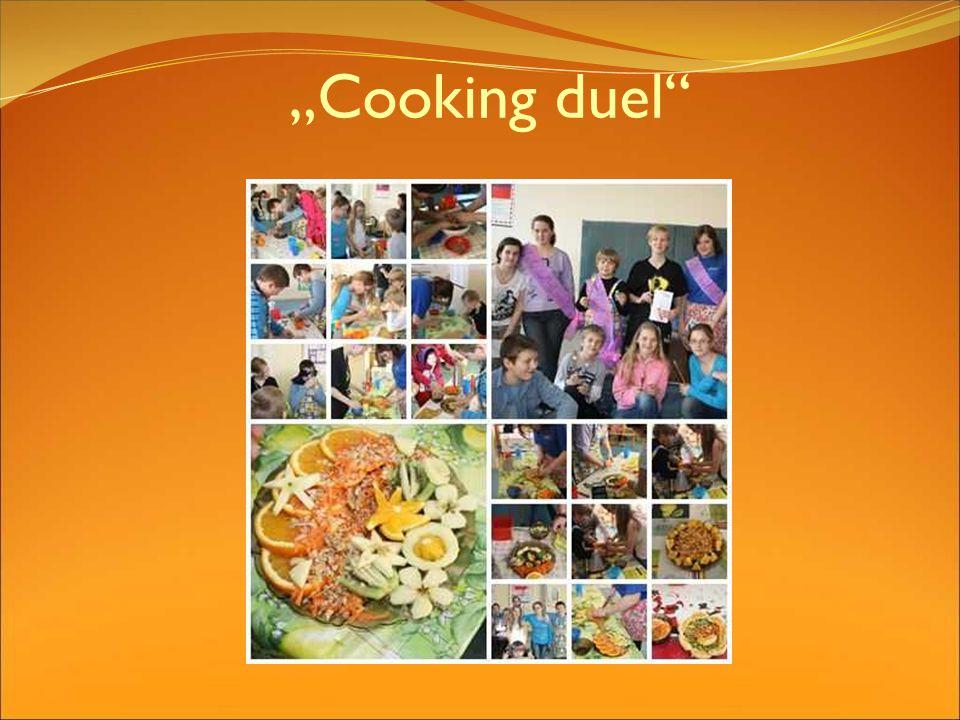 Cooking duel