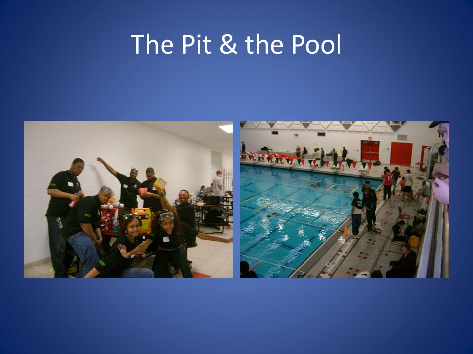 The Pit & the Pool