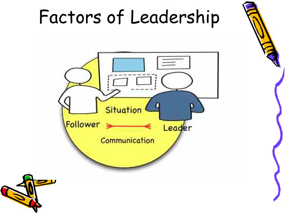 Factors of Leadership