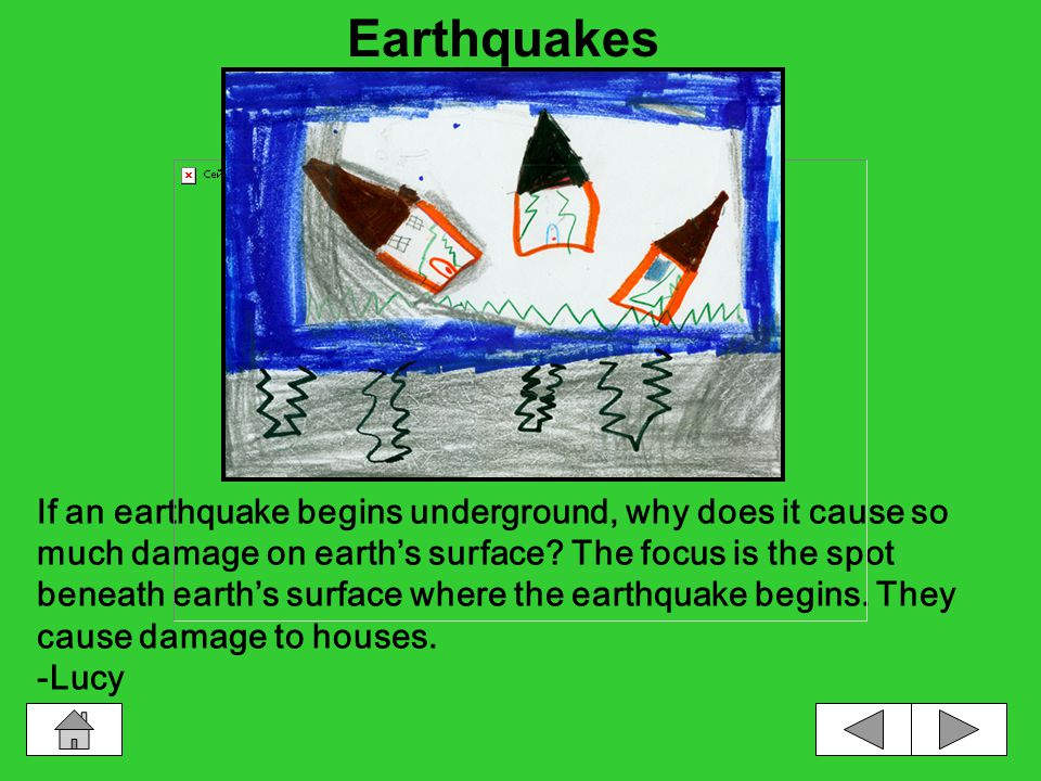 Natural Disasters Earthquakes Floods Earthquakes Volcanoes
