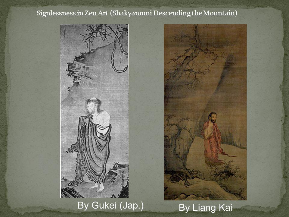 In China, Zen originally faithfully followed the home leaving, world renouncing ideal of the mendicants life (Chinese ).