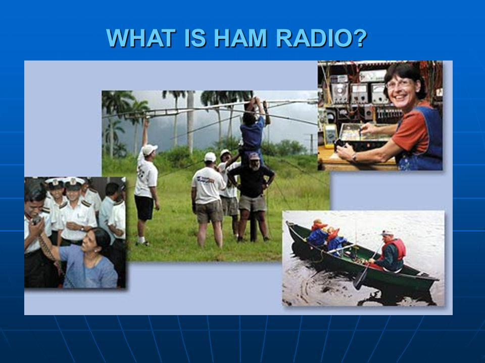 What s the Appeal of Ham Radio.