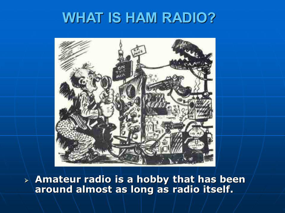 What is the ARRL.