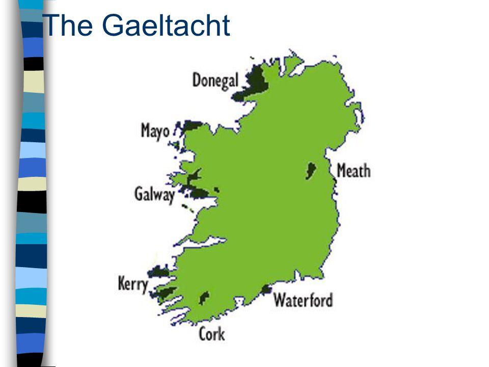 The Gaeltacht
