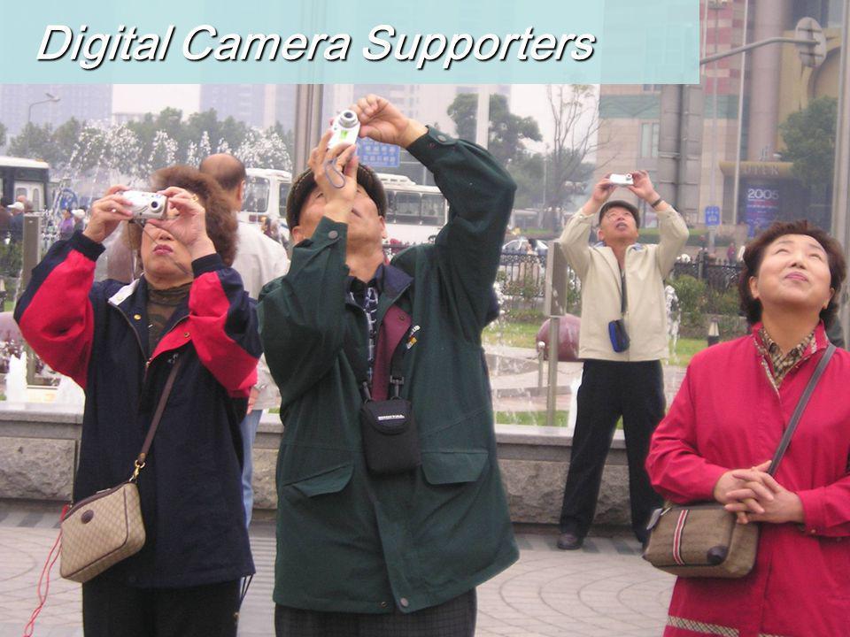 Digital Camera Supporters Digital Camera Supporters