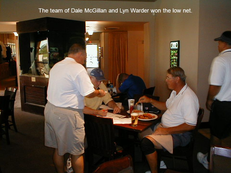 Larry Hawkins and Tom Dugan were the HOSTS at Club West in May 2007
