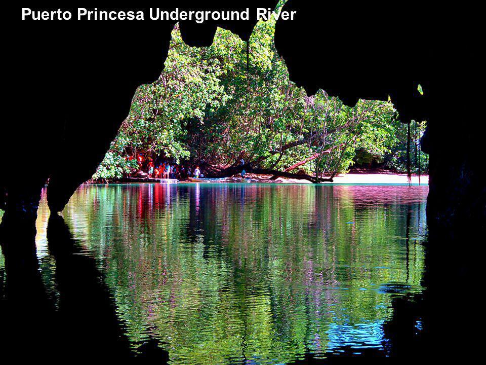 Philippines Puerto Princesa Underground River