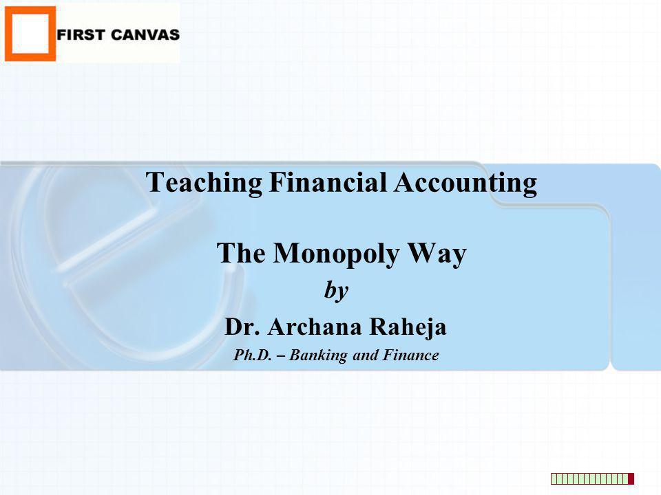 Financial Accounting Why Financial Accounting.