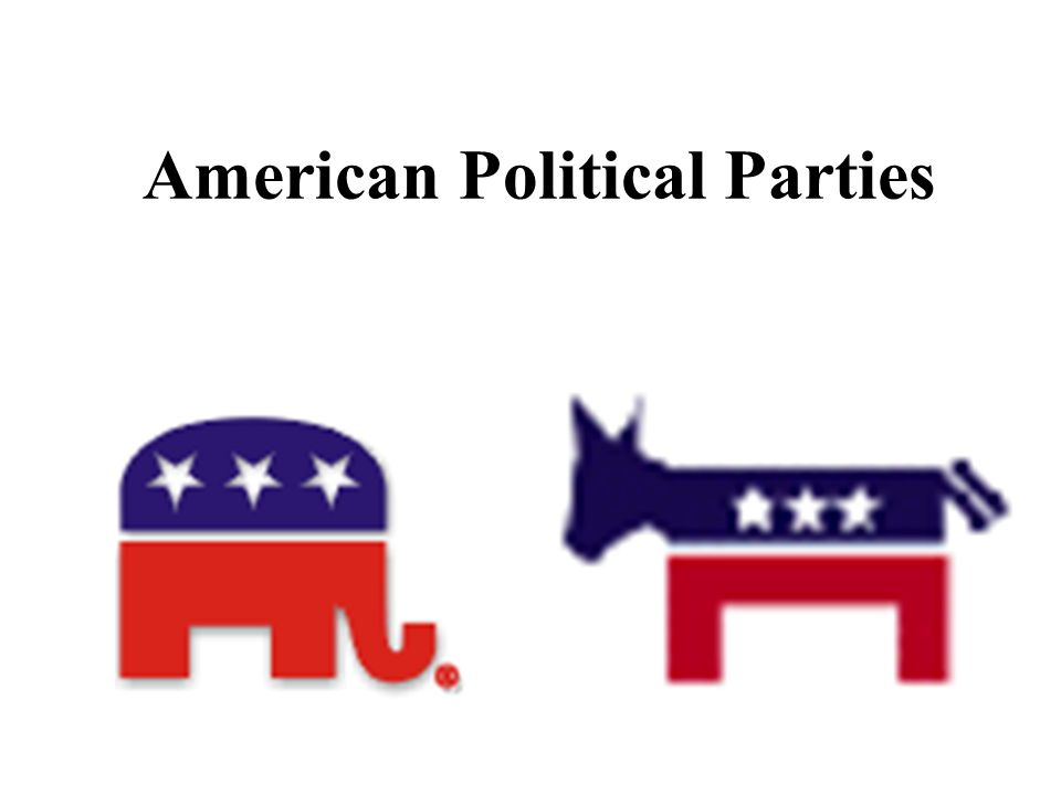 The Party in Government The Congressional Party The Presidential Party The Parties and the Judiciary The Parties in State & Local Government