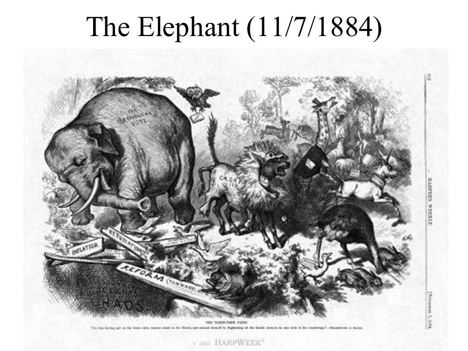 The Elephant (11/7/1884)