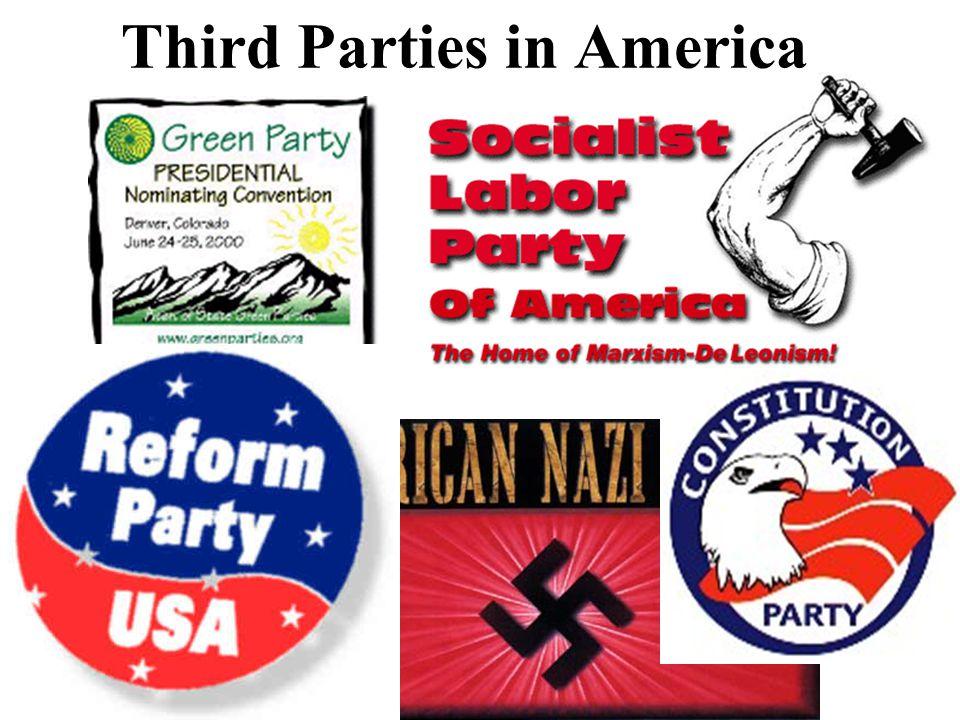 Third Parties in America