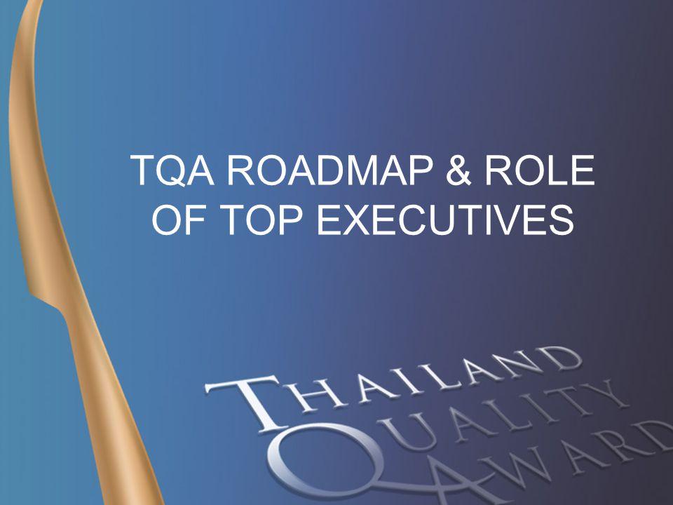 TQA WINNER CONFERENCE 17 – 08 - 06 12 Must do (even not like to) TQA TQA TQA