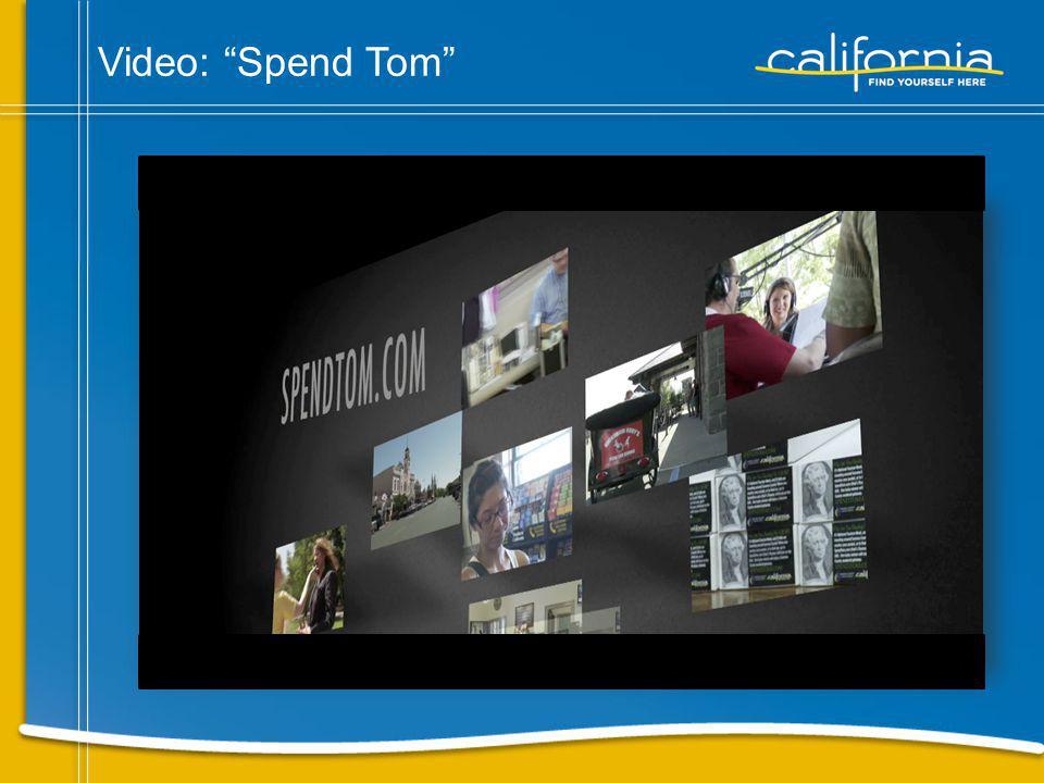 Video: Spend Tom