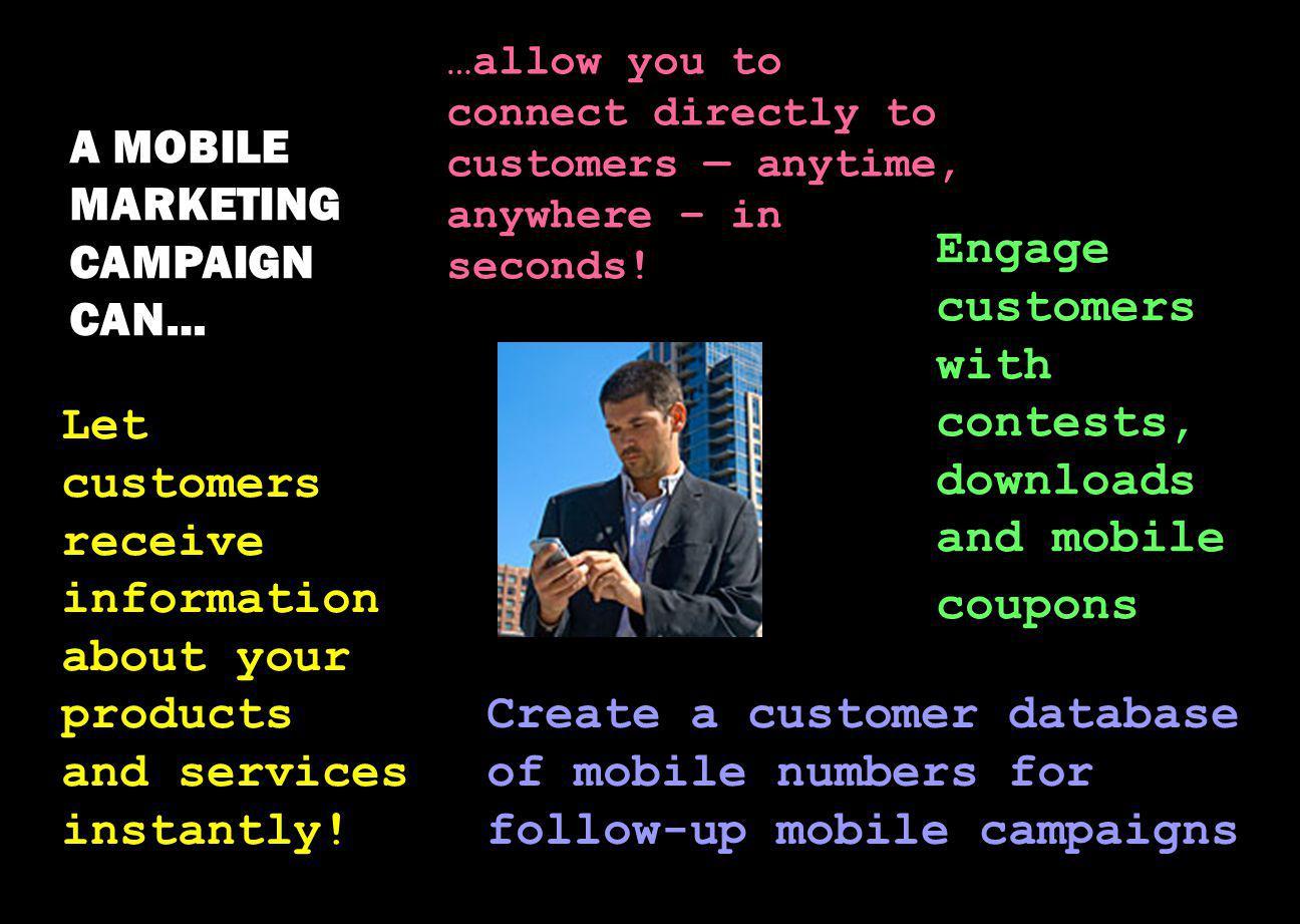 Mobile Marketing Solutions MAINSTREAM MEDIA GROUP, INC.