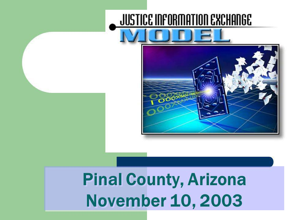 Pinal County, Arizona November 10, 2003 Pinal County, Arizona November 10, 2003
