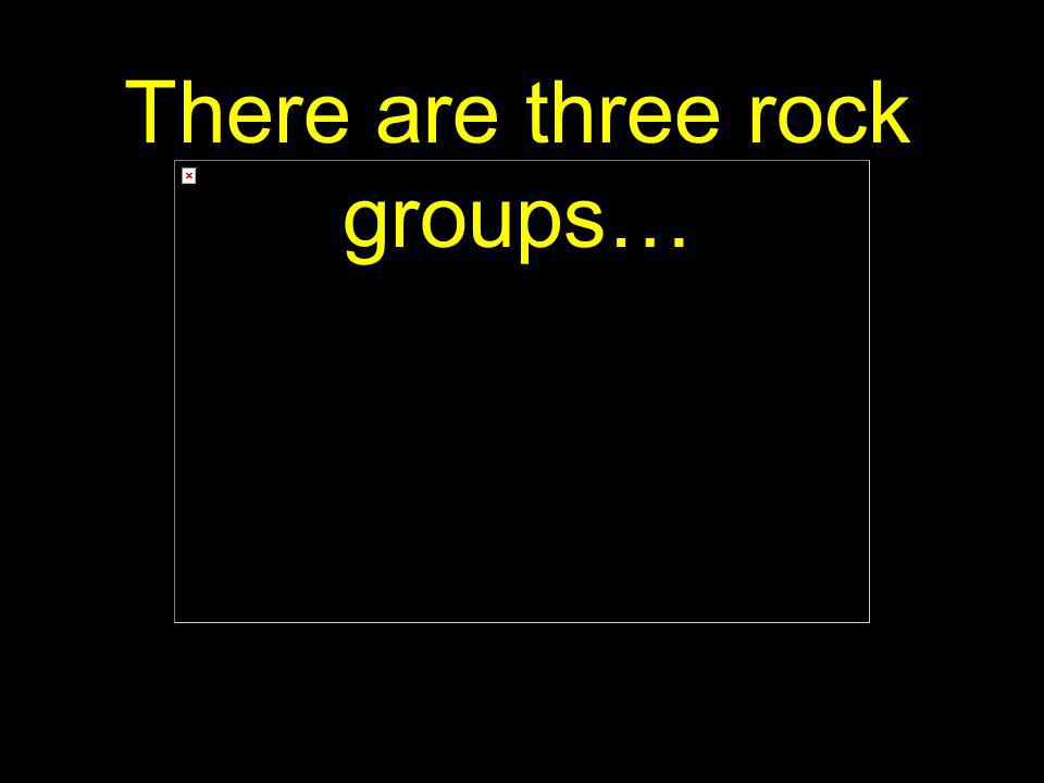 23 This is The Rock Cycle…