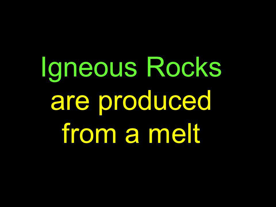 32 Igneous rocks will be our focus today…