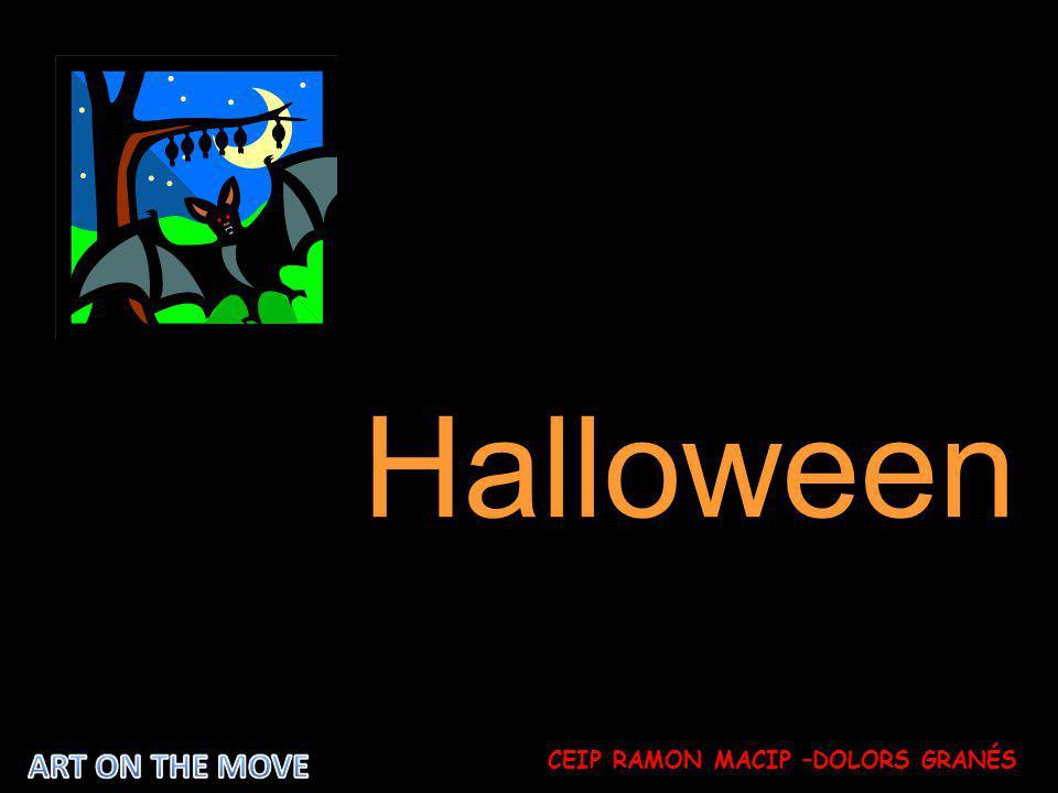 Halloween CEIP RAMON MACIP –DOLORS GRANÉS