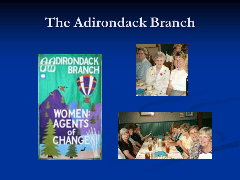 The Adirondack Branch