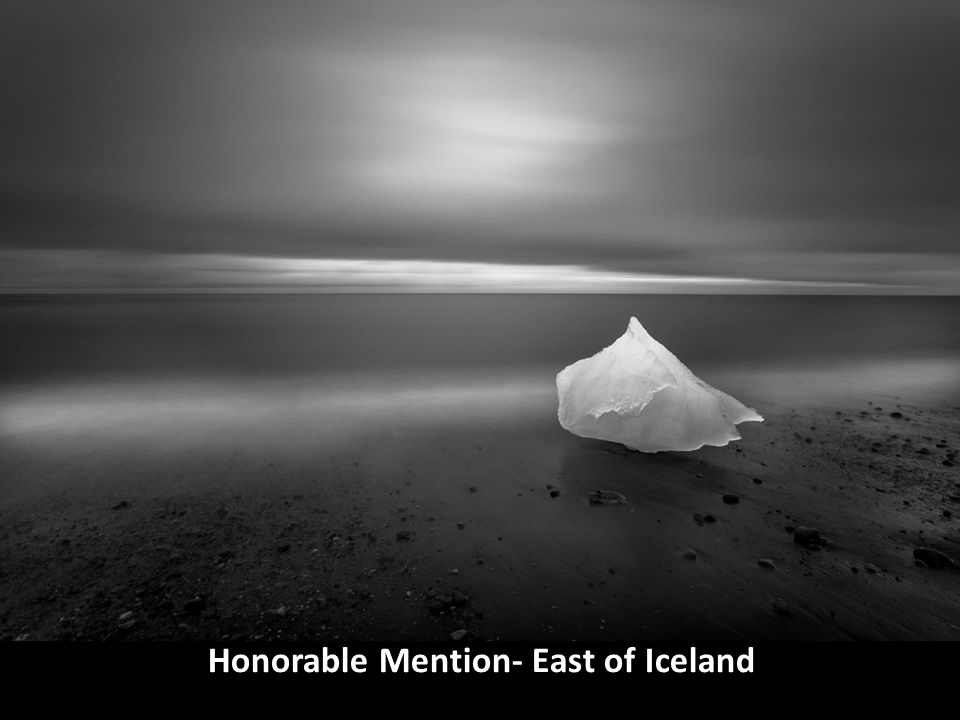 Honorable Mention- East of Iceland