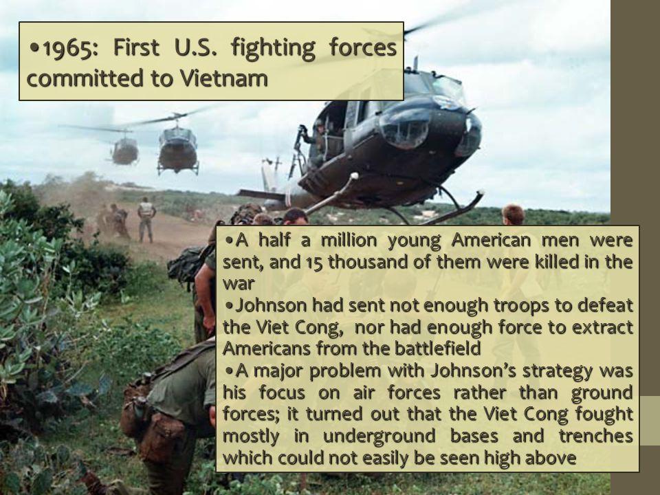 1965: First U.S.