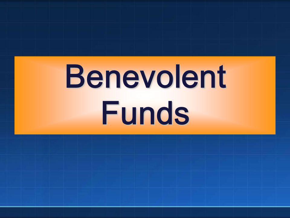 Benevolent Funds