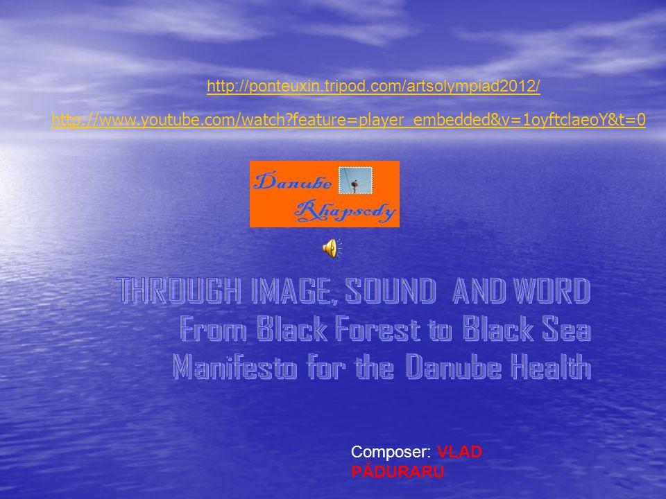 Composer: VLAD PĂDURARU http://ponteuxin.tripod.com/artsolympiad2012/ http://www.youtube.com/watch?feature=player_embedded&v=1oyftclaeoY&t=0