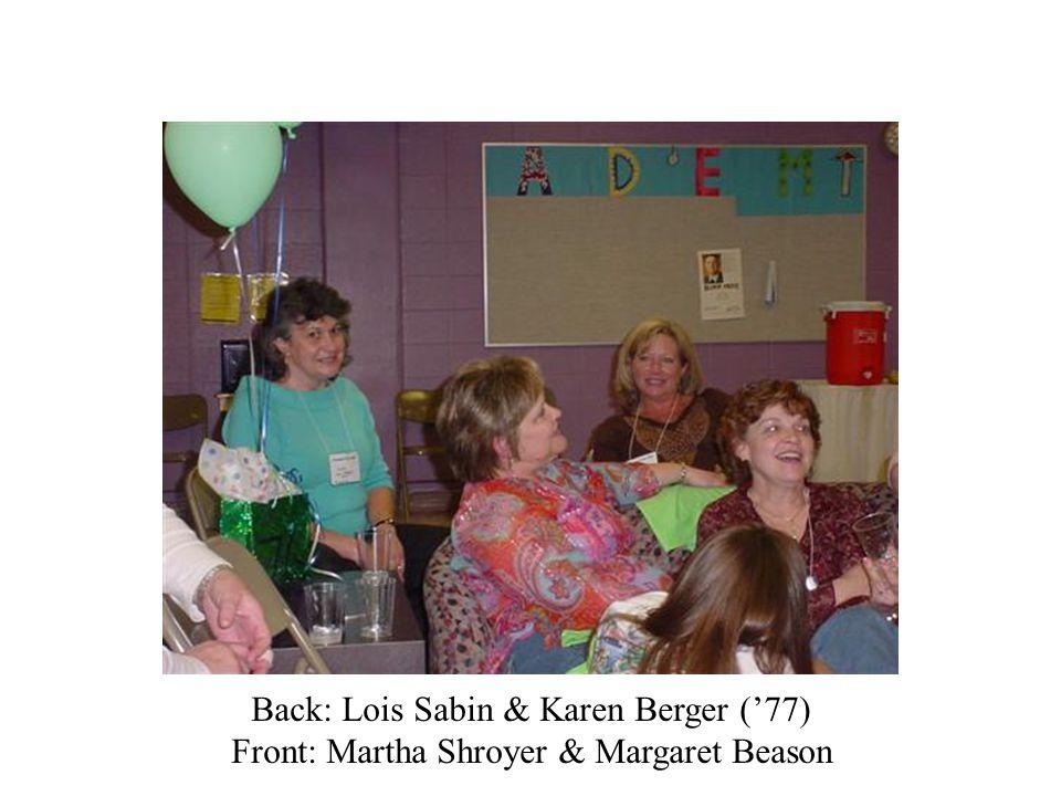 Barb Witt & Becky Sheen